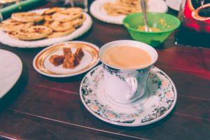 ceylon milk tea