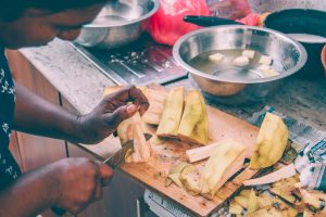 cocoking jackfruit curry