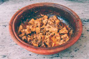 green jackfruit curry