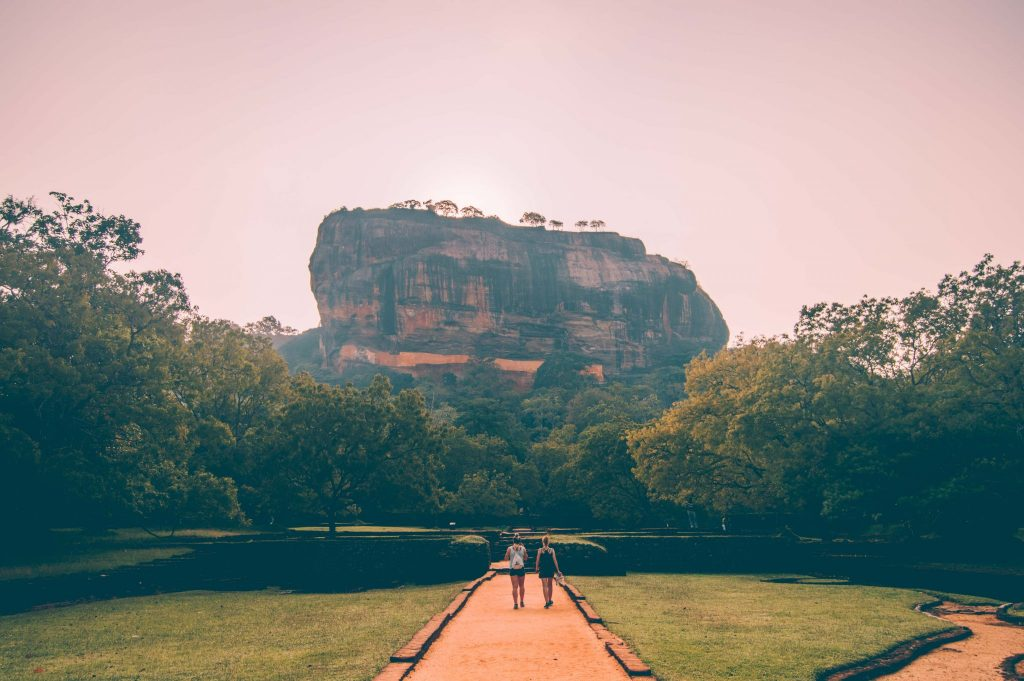 sigiriya things to do