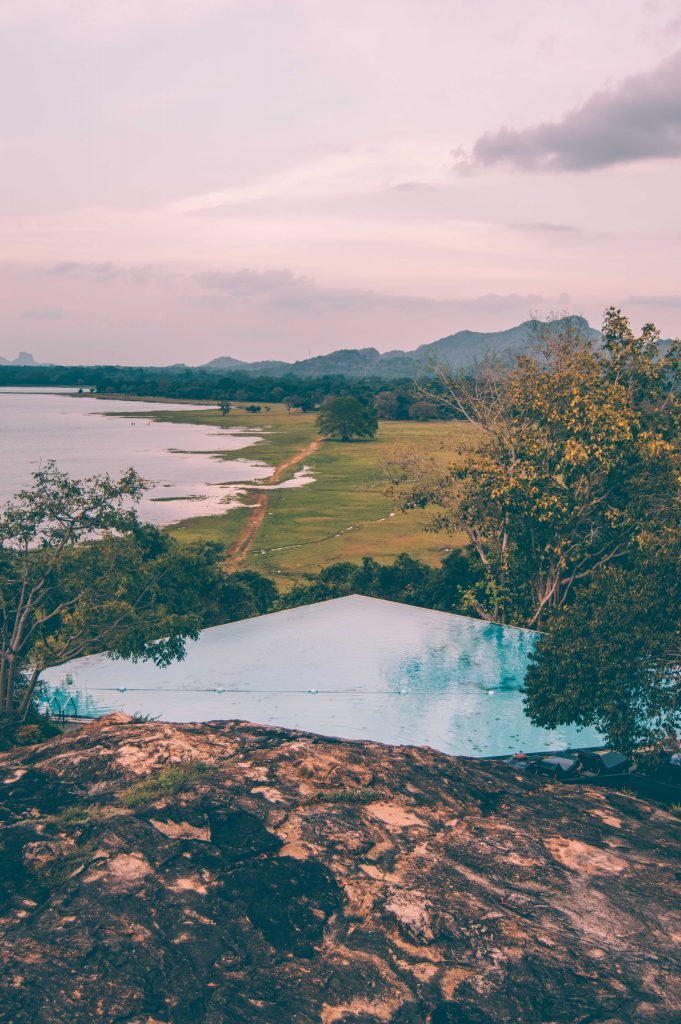 sigiriya where to stay