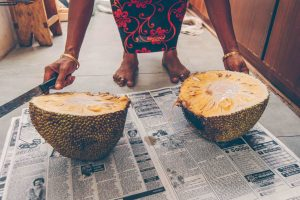 how to cook jackfruit