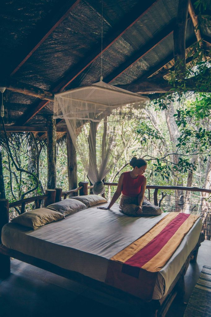 where to stay sigiriya