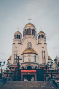 church on the blood ekaterinburg