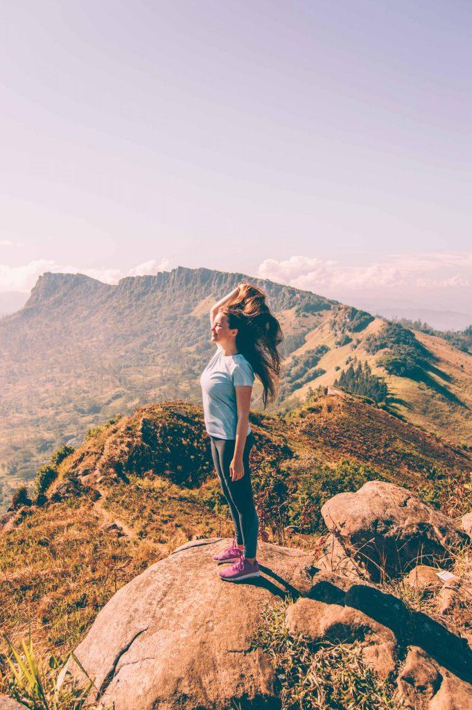 горы Хантана