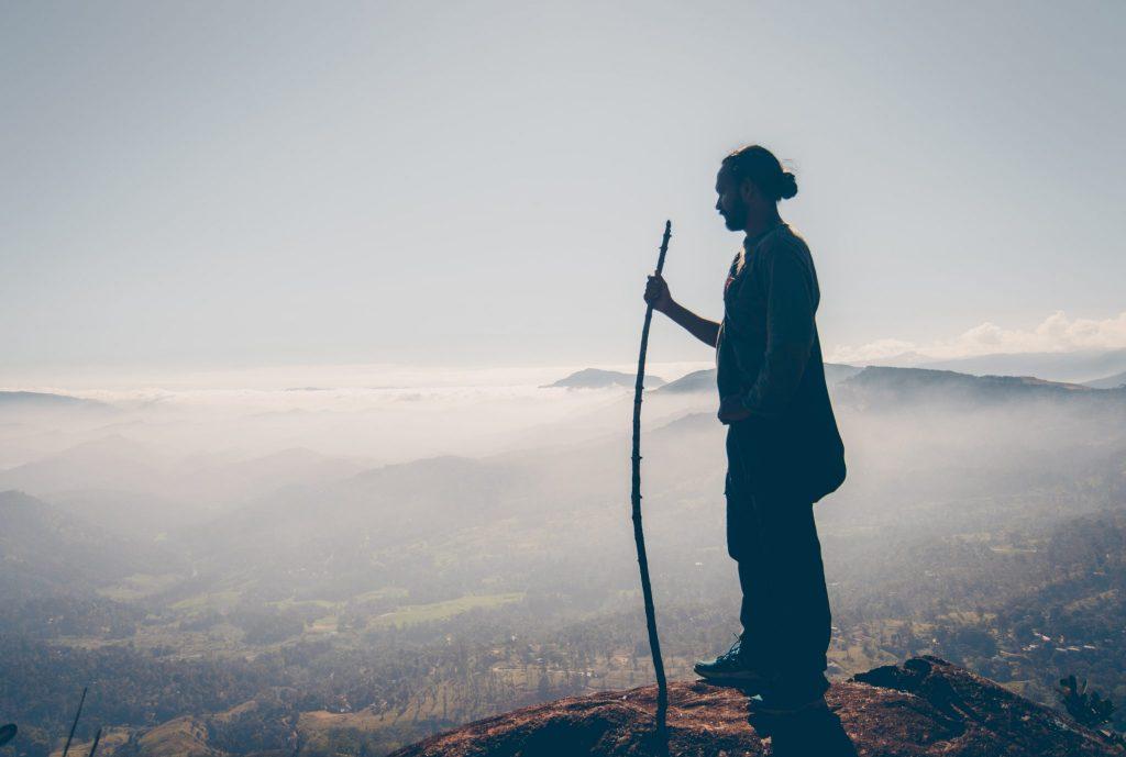 хайкинг в горах шри ланка