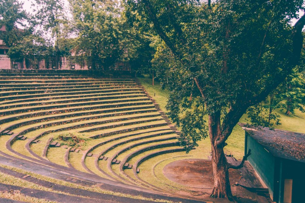 open air theatre peradeniya