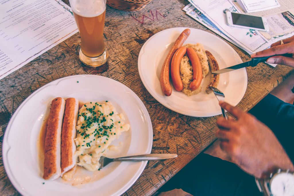 german-food-sausage