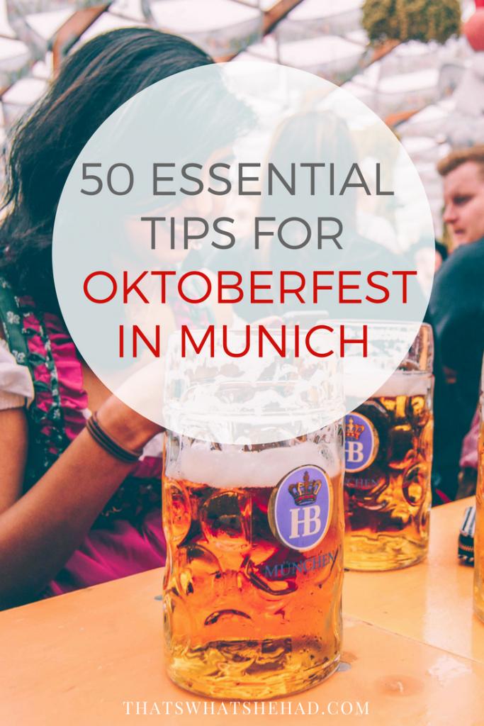 how to do oktoberfest