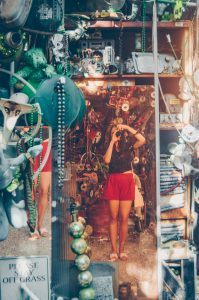 cathedral of junk inside