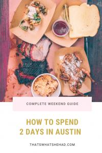 A weekend guide to Austin, TX: the fun, the hip and the weird! #Texas #Austin #AustinTX #AustinGuide