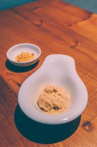 salted kithul ice cream