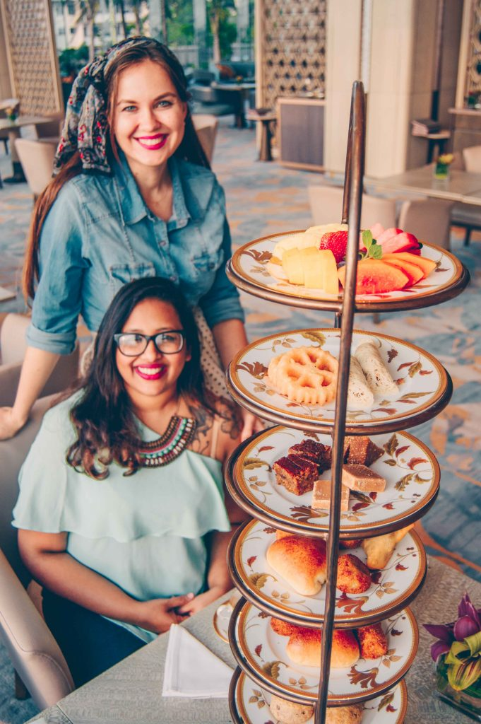 afternoon tea colombo