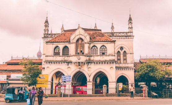 old city hall Colombo