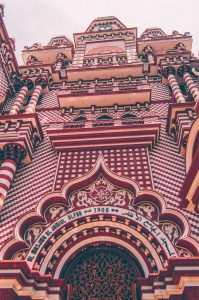 the-red-mosque