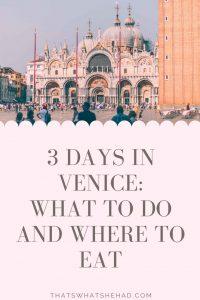 3-days-venice-italy