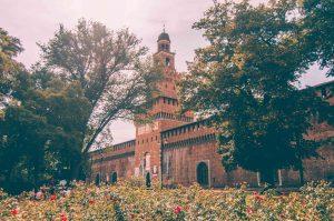 sforza-castle