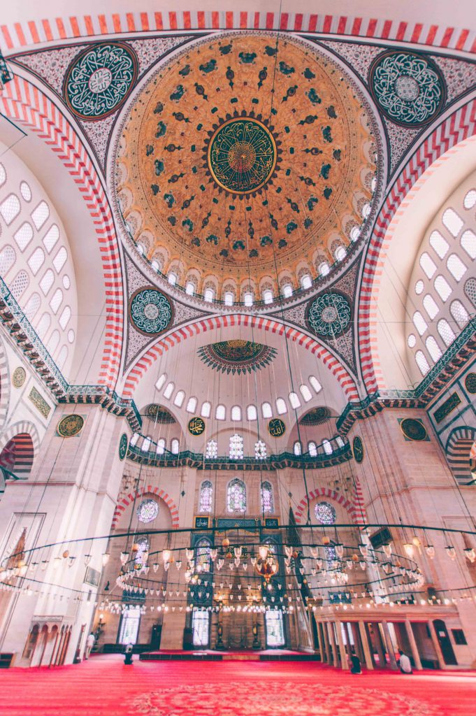 inside-Suleymaniye-mosque
