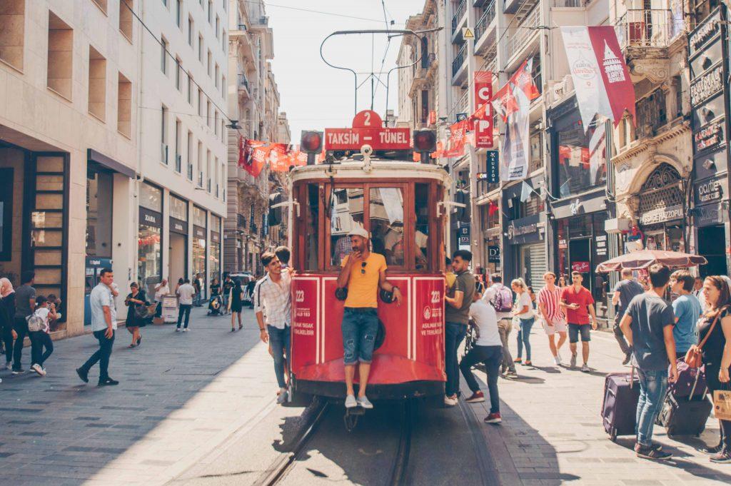 istiklal-tram