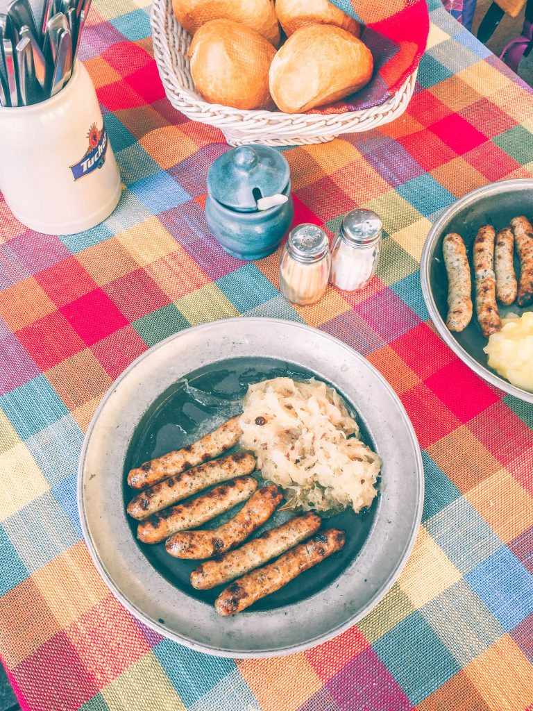 nuremberg-sausage