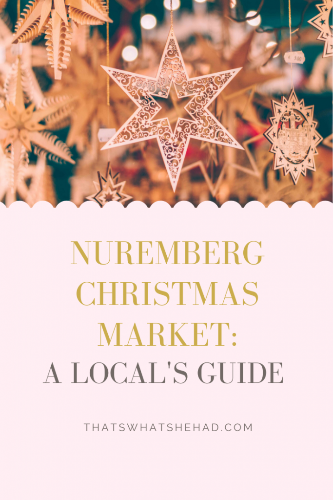 Everything you need to know about Nuremberg Christmas Market: from history to the most delicious traditional foods to the best local souvenirs and beyond! #Nuremberg #NurembergGermany #Nurnberg #NurembergChristmasMarket #NurembergTravel