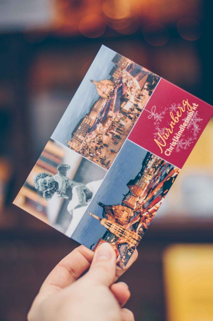 Nuremberg-postcard