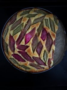 rhubarb-ricotta-cake