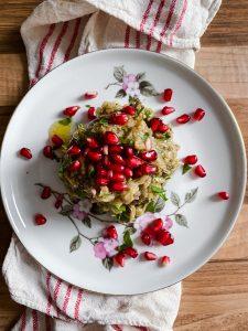 aubergine-with-pomegranate