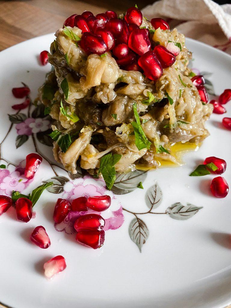 eggplant-with-pomegranates