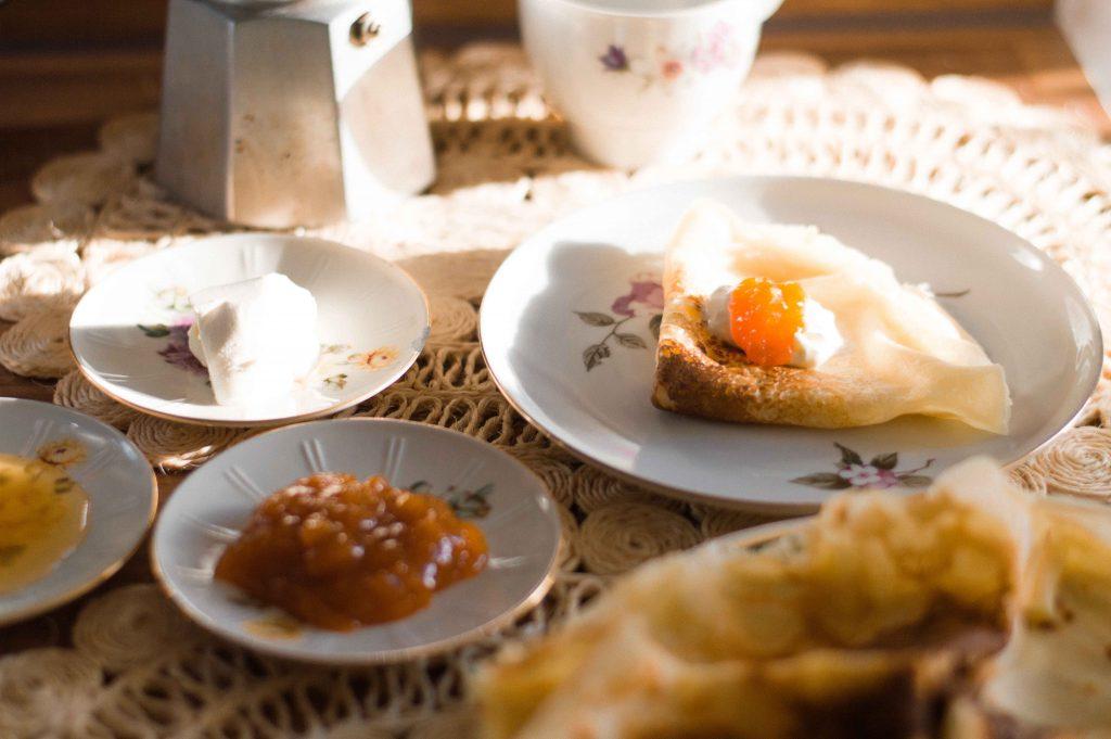 russian-pancakes