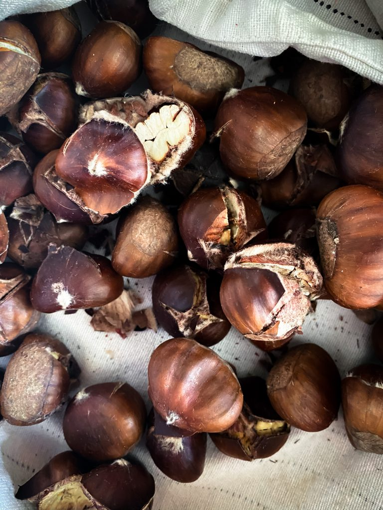 chestnuts-cooked