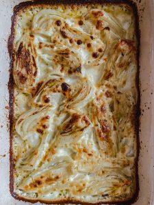fennel-gratin