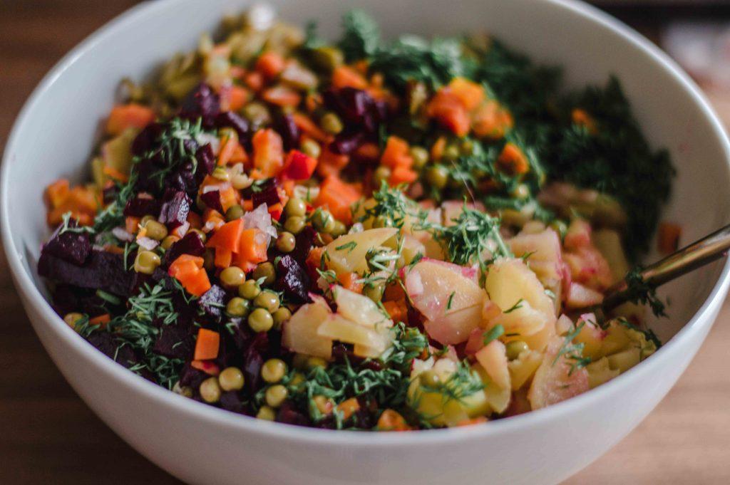 vinegret-salad