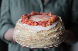 crepe-cake-with-sour-cream-recipe