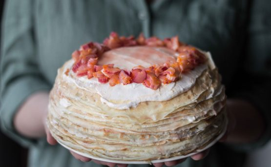 crepe-cake-with-sour-cream-recipe