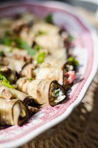 eggplant-roll
