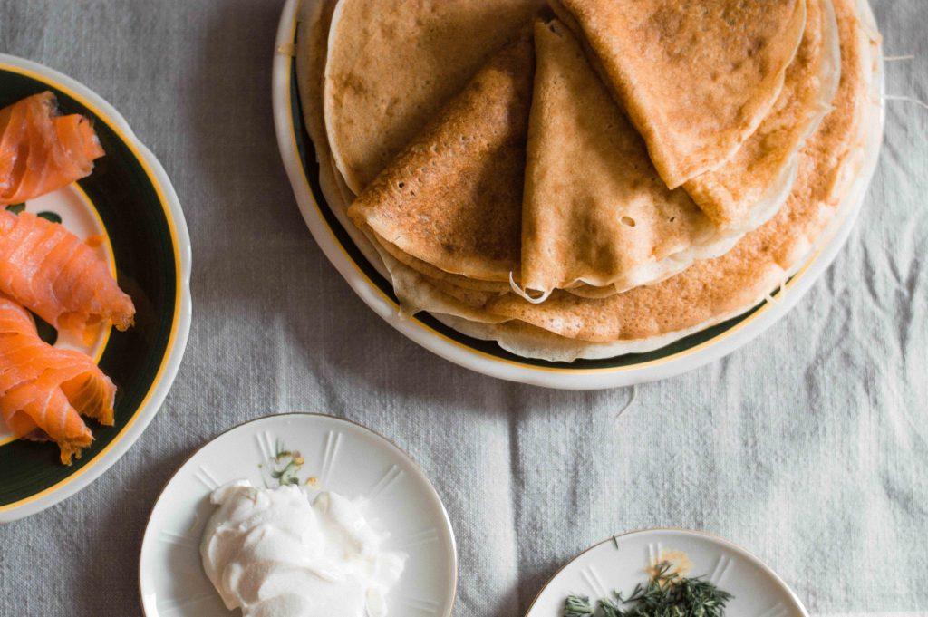 blini-for-breakfast
