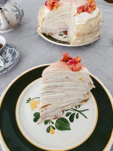 crepe cake-slice