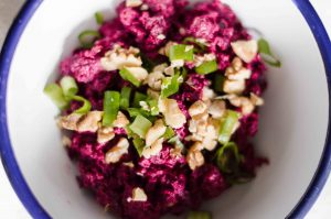 russian-beet-salad-with-walnuts