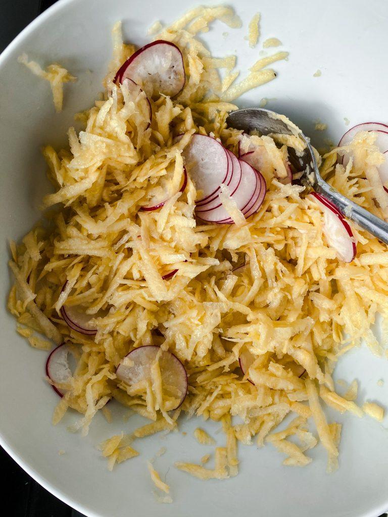 rutabaga-salad