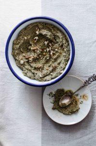 beetroot-greens-pesto