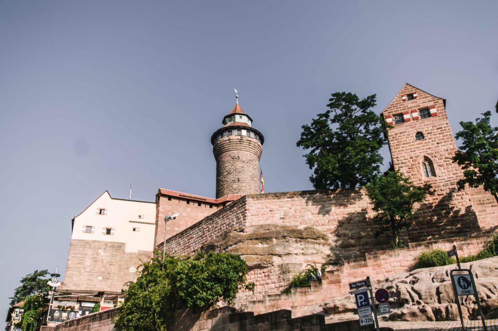 castle nuremberg