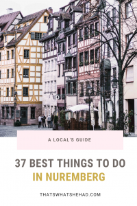 Best things to do in Nuremberg, selected by a local: from the main attractions to WWII memorials, to the iconic foods one must try and beyond. + How to spend a day like a local!