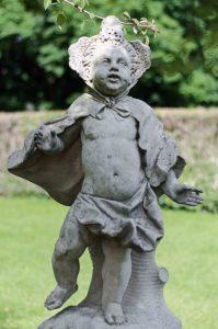 statues at Hesperidengärten
