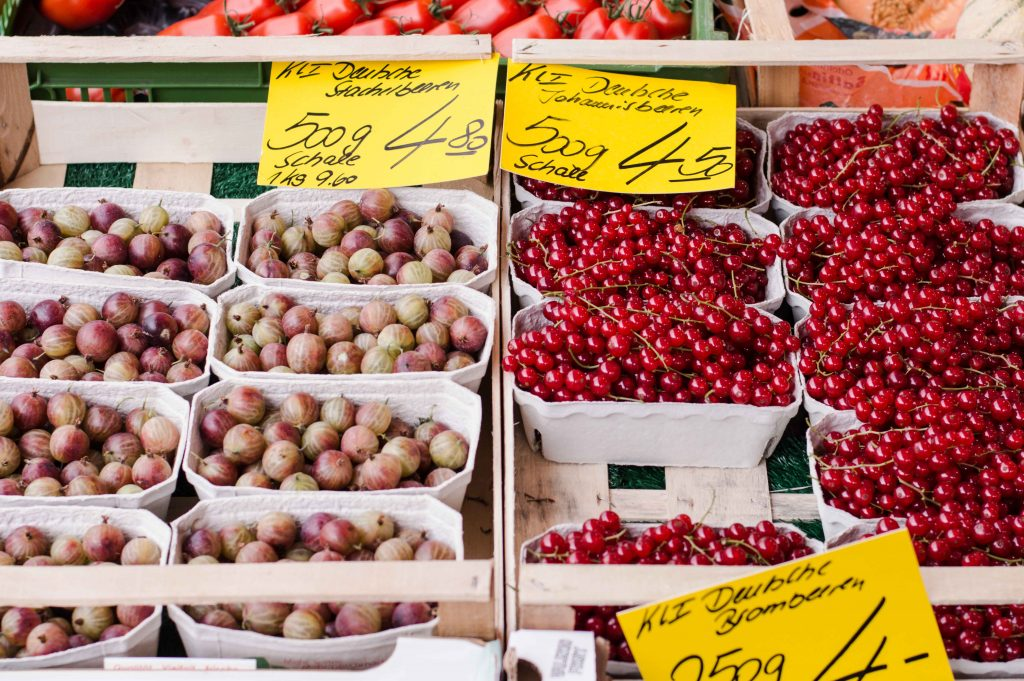 main square market berries