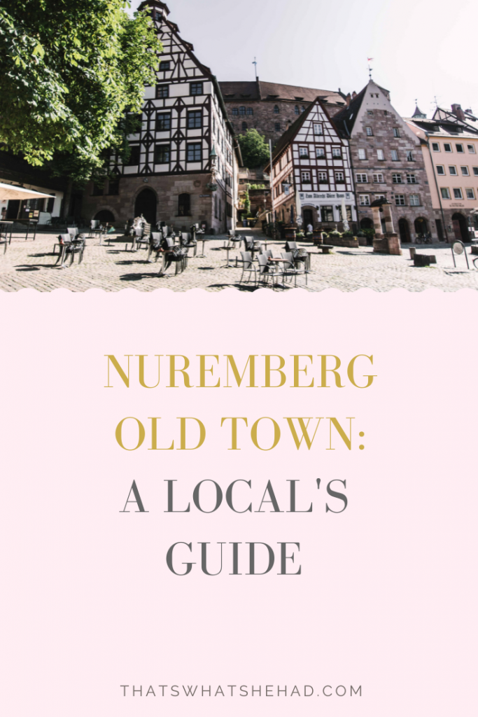 I lived in Nuremberg for the past 3 years. Here are my favorite things to do, restaurants to eat and stores to shop in Nuremberg Old Town!
