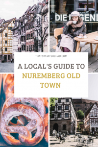 Nuremberg Old Town, albeit completely rebuilt after WWII is one of the prettiest Medieval towns in Germany. I lived here for 3 years. Here are my favorite places to see, restaurants to try and shops to check out!